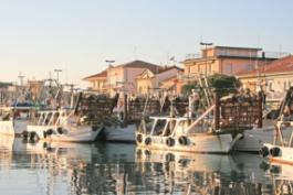 Barche a Bellaria