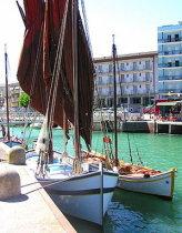 Barche a Cattolica