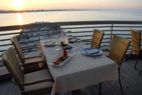 Darsena Rimini dalla terrazza Molo 22