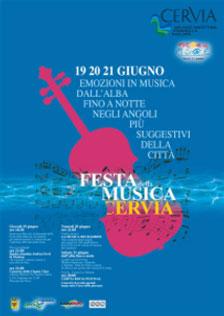 Festival della Musica di Cervia, Locandina