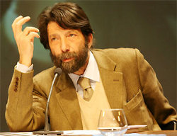 Massimo Cacciari a Cervia