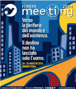 Meeting di Rimini manifesto