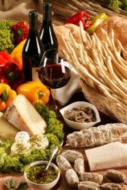 Sapori e prodotti tipici italiani