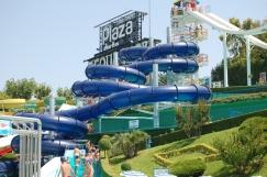 Attrazione del Parco Acquatico Onda Blu