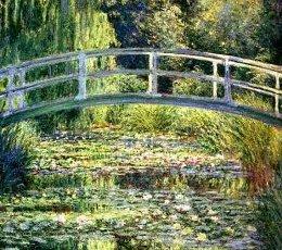 Ponte giapponese Monet