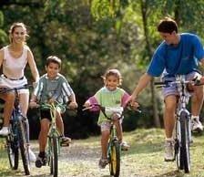 Sport in bici