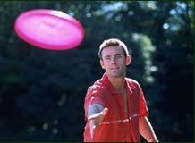 Frisbee a Rimini