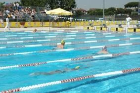 Stadio del Nuoto di Riccione, vasca esterna