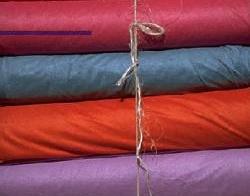 tessuti colorati
